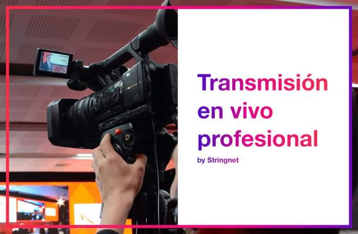 ¿Por qué acercar tu marca a la audiencia con una transmisión en vivo profesional?