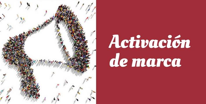 Activación marca