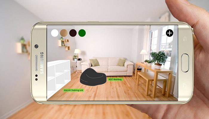 applicación-ikea-industria muebles
