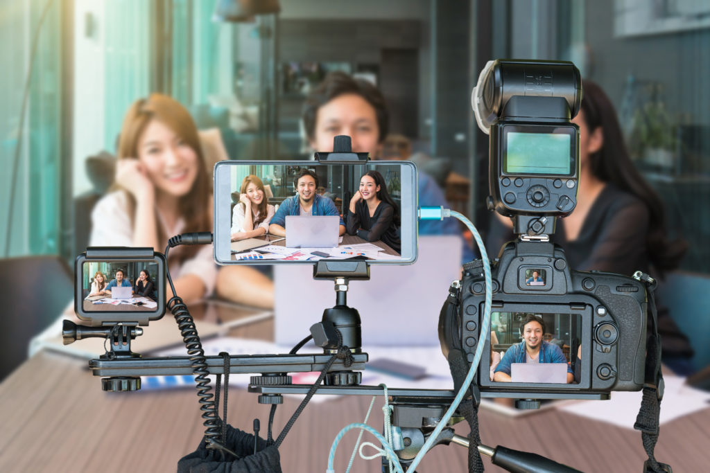 servicios de transmision en vivo para empresas