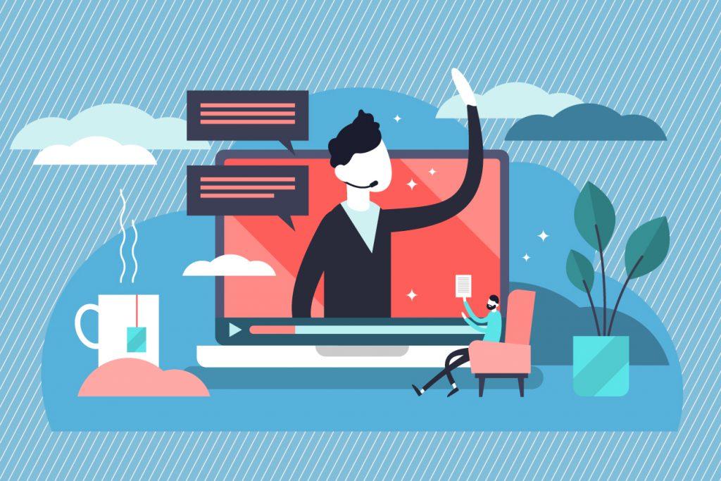¿Cómo organizar un evento virtual innovador?