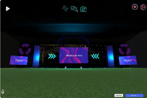 evento para congresos virtuales