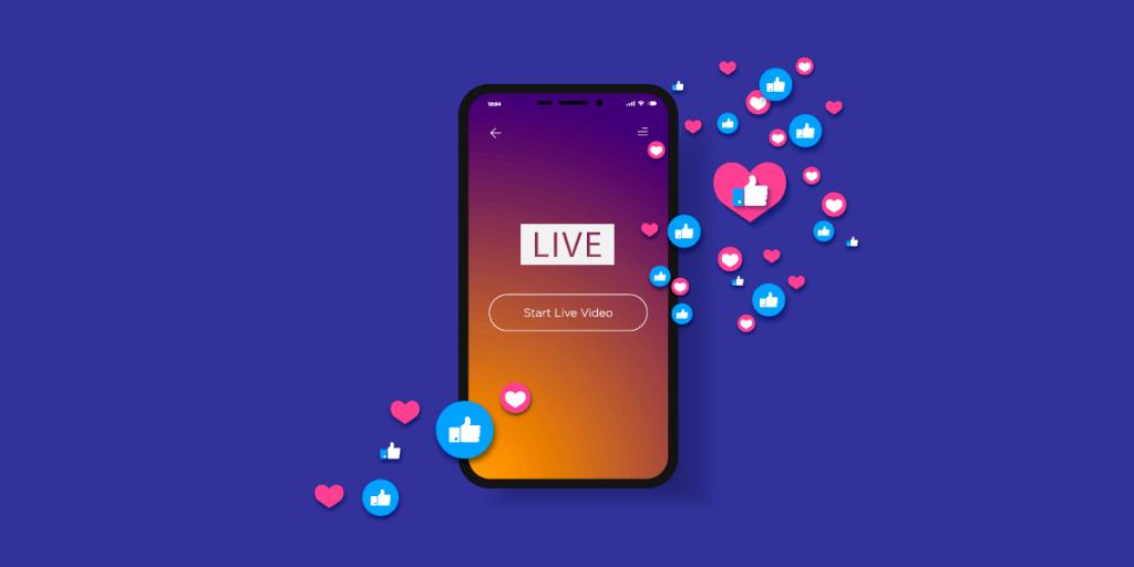 Cómo transmitir en vivo el evento de tu marca
