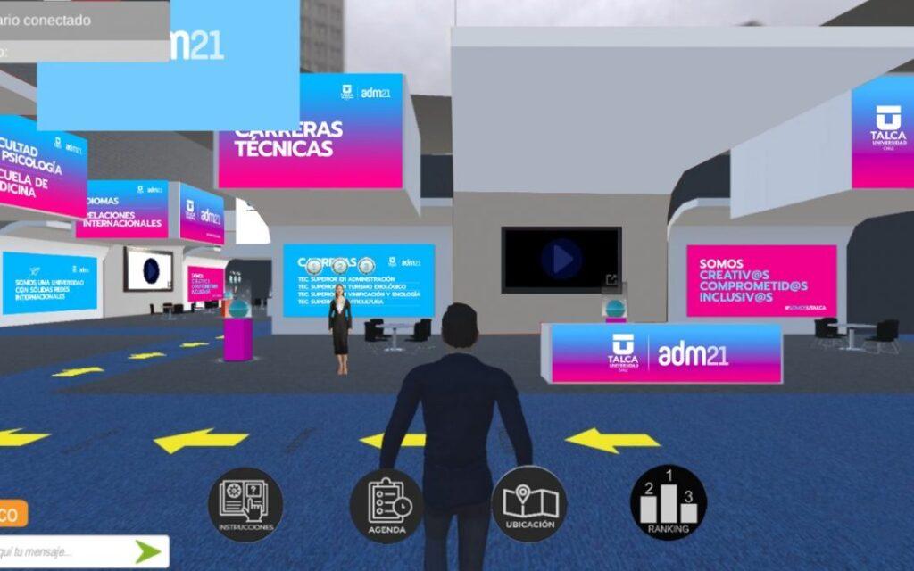 Guía para hacer ferias virtuales altamente interactivas